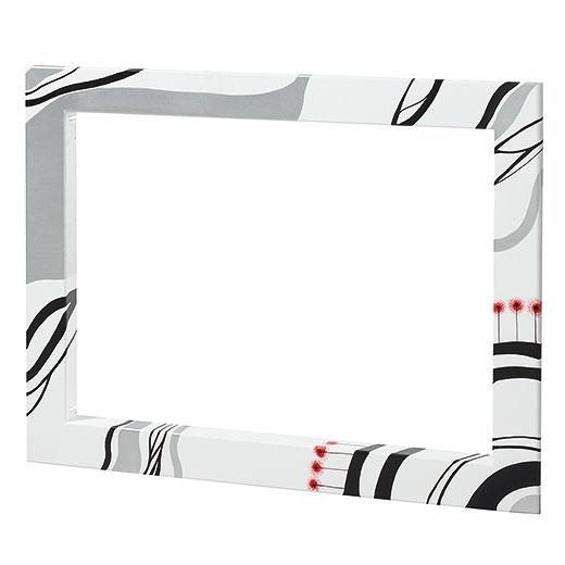 Декор рамки Alba, 10 см (Rocal)