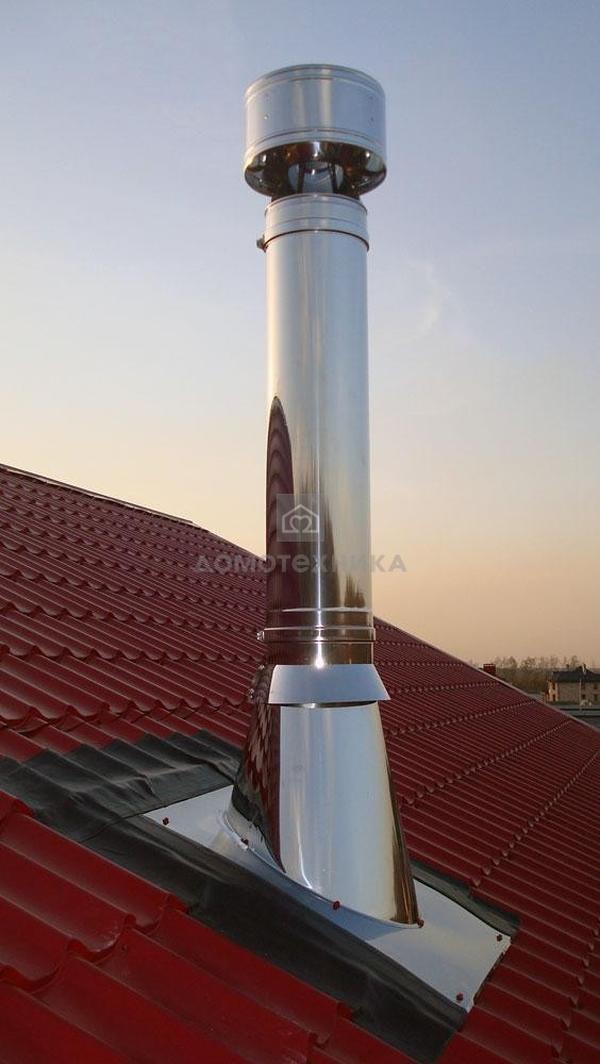 Дымоходы советы требование установки дымохода