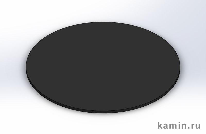 Traforart. Листовое покрытие для пола, круглое